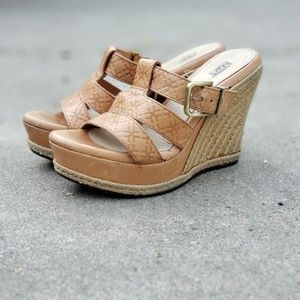 Ugg Sandal Wedges